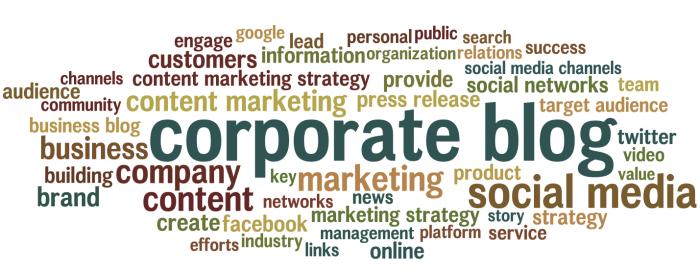Kurumsal Markaların Blog'ları Nasıl Olmalı